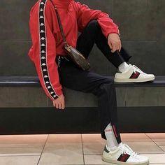 1fecbb1a3dcdd Trajes Escolares, Moda Masculina, Moda Urbana, Inspiração De Estilo, Estilo  De Rua