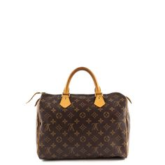 79315460b3a5 Louis Vuitton Monogram Speedy 30. Speedy 30Designer PursesDesigner  HandbagsLouis Vuitton MonogramAuthentic ...