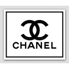 8 x 10 Wall Decor Print, Modern Home Decor, Chanel Art-Chanel Shopping Bag Print… Logo Chanel, Chanel Print, Chanel Chanel, Chanel Birthday Party, Chanel Wallpapers, Chanel Decor, Marken Logo, Printed Bags, Modern Interior Design