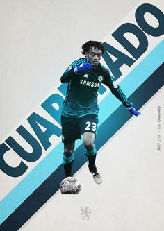 Juan Cuadrado - Chelsea FC ❷❸