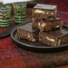 Chocolate Tiffin @ allrecipes.co.uk