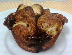 Emily Bites - Weight Watchers Friendly Recipes: Monkey Bread Muffins