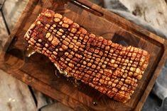 Langtidsstekt ribbe med garantert sprø svor! Vegetables, Food, Ribe, Essen, Vegetable Recipes, Meals, Yemek, Veggies, Eten
