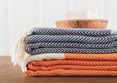 Bath Towel Turkish Towel Peshtemal Hammam Towel by LongestThread Turkish Towels, Quick Dry, Herringbone, Bath Towels, Bedspreads, Crib, Oriental, Royalty, Swag