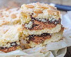 Tortine velocissime mandorle cioccolato e nutella