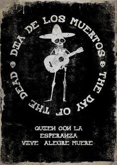 Tag der Toten Plakat, Day of the Dead Poster, ungerahmt gothic poster, Zucker Schädel Plakat, mexikanisch, Día de los Muertos Plakat, Mariachi, schwarz, A3-Poster, You Mother Punker http://www.amazon.de/dp/B00E7AYHF8/ref=cm_sw_r_pi_dp_j38ovb19A1YJ7