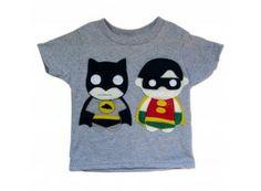 Bat Baby + Bobbin Toddler T-Shirt
