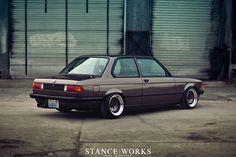 Stanceworks BMW e21 nic1