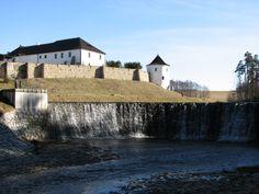Česko, Žumberk - Gotická tvrz