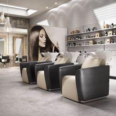 Salon de coiffure \