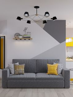 Small Room Design Bedroom, Bedroom Wall Designs, Bedroom Wall Colors, Home Room Design, Home Interior Design, Diy Bedroom Decor, Living Room Designs, Wall Painting Living Room, Paint Colors For Living Room