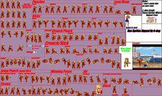 Street Fighter II - Ken