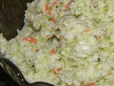 KFC Coleslaw is one of my most personal childhood food memories. As a young kid I would walk from my elementary school with my great aunt and we would stop at KFC (then Kentucky Fried Copycat Kfc Coleslaw, Best Coleslaw Recipe, Copykat Recipes, Slaw Recipes, Healthy Recipes, Cabbage Recipes, Quick Recipes, Recipe For Kentucky Fried Chicken, Fried Chicken Recipes