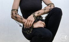 Enchantress Bracelets, Enchantress Costume, Suicide Squard Cosplay
