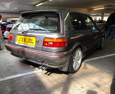 Pin By Shane Samuels On Ae92 S Gti 16 Corolla Fx