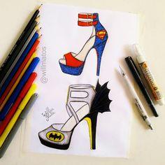 batman ty druhý boty jsou nej ;-)