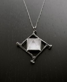 Pharaoh's Tomb Necklace By Charlotte Burkhart of Little sister designs