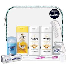 Convenience Kits Women's Pantene Kit, 0.5 Ounce