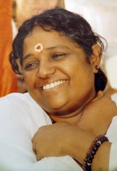 Amma shows us how to love ourselves