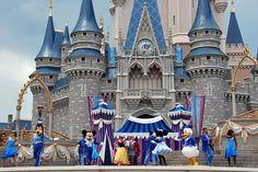 Walt Disney World - Magic Kingdom Park, Amusement Park at Lake Buena Vista - PARKSCOUT
