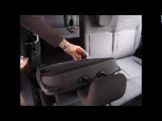 Cale tronc pour voiture - YouTube