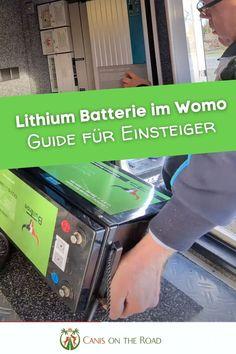 Wohnmobile der 3,5 to Klasse profitieren enorm von der Gewichtsersparnis, die Lithium Batterien (LiFePO4) mit sich bringen. Das soll aber nur einer von mehreren Aspekten sein, die von Interesse sind. Wir erklären Euch welche Vor- und Nachteile Lithium Batterien im Wohnmobil haben und für welche Batterien wir uns entschieden haben. #lithium #womo #wohnmobil #camping #technik #vanlife Camping, Enorm, Vans, Rv Motorhomes, Life, Tutorials, Campsite, Van