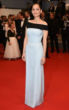 Marion Cotillard in Christian Dior Couture with Chopard jewels at the 'Little Prince' premiere during the 2015 Cannes Film Festival. Photo: Getty.
