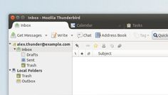 Ubuntu May Ditch Thunderbird, Possibly Ship With No Email App