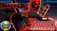 Deadpoll Marvel Avengers Alliance