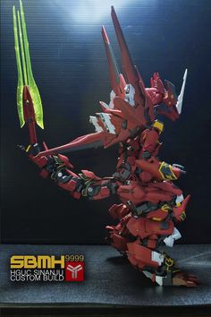 "Custom Build: HGUC Sinanju ""SBMH 9999"" - Gundam Kits Collection News and Reviews"