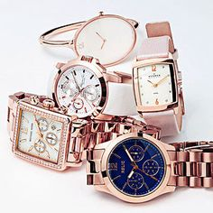 Rose-Gold Watches