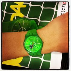 #Swatch ENTUSIASMO http://swat.ch/QXwKJC