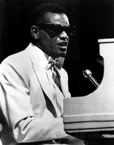 Ray Charles & The Count Basie Orchestra - Pandora Ray Charles, Atlantic Records, Soul Songs, Soul Music, R&b Artists, Music Artists, Beverly Hills, Rock And Roll, Georgia