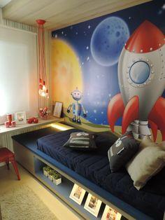 Projeto Studio Ecoara Arquitetura - mbigucci mundi - dormitório criança
