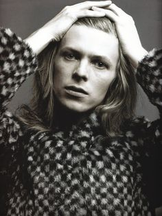 bowie, a very fine woman