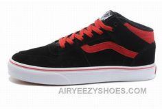 Vans TNT Black Red Womens Shoes Cheap To Buy EZpAb5 1c7840c92