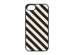 Kate Spade New York Holiday Candy Stripe Phone Case for iPhone® 5 and 5s in pink