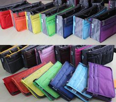 This organizer is both fashionable and well crafted at the same time. It is certain to be useful for a variety of organization needs in your life. A perfect gift or just for yourself.