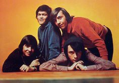 The Monkees! Especially Micky Dolenze!