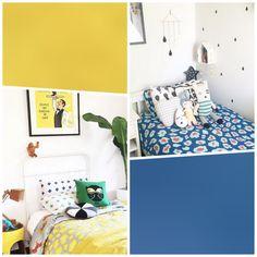 Textiles de cama infantiles llenos de colorido