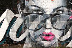 Rone Street Art 2 Fitzroy