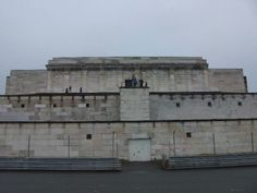 Nuremberg rally ground, Nuremberg, Germany - the Zeppelin field Bavaria Germany, Nuremberg Germany, Nuremberg Rally, It Goes Like This, Army Day, Eurotrip, Zeppelin, Places To Travel, Places Ive Been