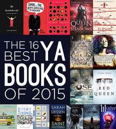 16 Of The Best YA Books Of 2015
