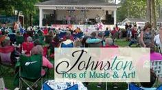 A JohnsTON of Music this Summer