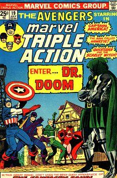 Marvel Triple Action 19 MT