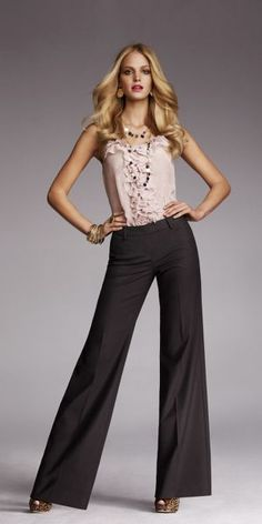 I'm not sure if I have the long legs to pull this off, but so chic. Express can rock it out for a reasonable price ;)