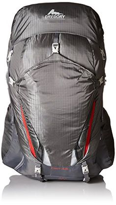 Mochila Para Camping Deuter Futura Vario SL 45+10 Litros Vermelho