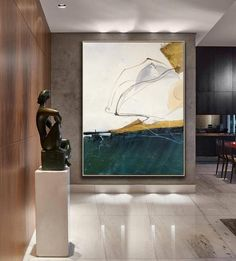 Original Abstract Painting, Minimalist Abstract Painting, Large Abstract Painting, Beige Painting Green Painting, Large Wall Canvas Painting Oturma Odası – home accessories Green Paintings, Beautiful Paintings, Landscape Paintings, Indian Paintings, Portrait Paintings, Colorful Paintings, Contemporary Paintings, Landscape Art, Blue Abstract Painting