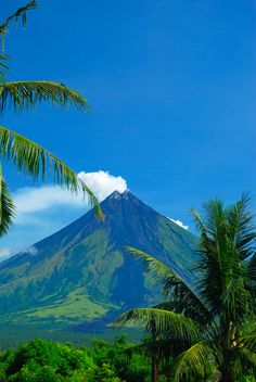 Mayon Volcano, The Philippines