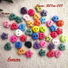 Find More Buttons Information about Mini buttons 300pcs 6mm mixed color round heart star 3 shapes mixed resin buttons scrapbooking craft accessories little buttons,High Quality button center,China crafts etc Suppliers, Cheap craft india from Niucky Diy store(Buttons) on Aliexpress.com